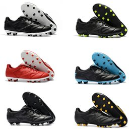 tiempo shoes 2019 - 2018 Hot Sell Tiempo Premier 2.0 Mens FG Turf Soccer Cleats 100% Original Outdoor Soccer Shoes Size 39-45 cheap tiempo s