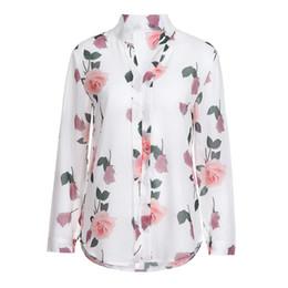 9f14e4fb4b5 Plus Size Womens Tops and Blouses 2018 Harajuku Floral Print Long Sleeve  Shirt Korean Woman Clothes Tunic Ladies Top Feminina