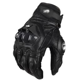 China Motorcycle Gloves Leather Racing Glove ride bike driving bicycle cycling Gants De Moto Motorbike Sports moto racing Gloves suppliers