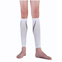 715914bce37 Hot Sock Leggings UK - Wholesale- Hot Compression Sport Running Socks  Crural Sheath Pressure Socks