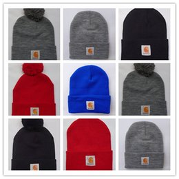 c22749a0e63 Newest Cheap Unisex Spring winter men fashion brand car Hart Women knitted  hat casual Hip Hop outdoor warm skull caps female gorros Beanies