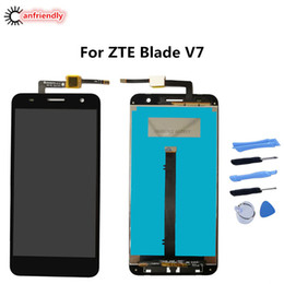 "$enCountryForm.capitalKeyWord NZ - Display+Touch Screen For ZTE Blade V7 V 7 5.2"" LCD Replacement Digitizer Assembly For ZTE v7 v 7 blade Mini Mobile Phone Repair"