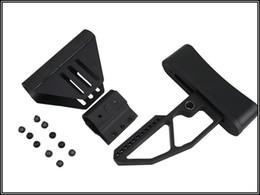 Nouveau tactique CNC MADE lightwight TB sTock AR15 / 4 5.56 .223 tube stock Noir