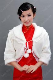 $enCountryForm.capitalKeyWord Australia - 2019 Artificial rabbit ha Wholesale Single-layer trimming bridal tulle veil Embroidery Wedding White Ivory Veil China factory shop