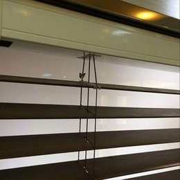 bamboo window shade, faux wood blind, motorized wooden venetian blind from electric vertical manufacturers