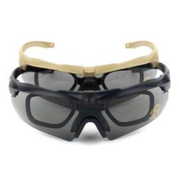 fd0c87027 Polarizada 3/5 Lens Esporte Tiro óculos de Sol Óculos de Proteção Militar  Tático Óculos Airsoft Óculos de Caminhada Ao Ar Livre Óculos