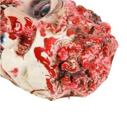$enCountryForm.capitalKeyWord NZ - 50 piece Halloween Horror Head Mask Haunted House Rotten Zombie Zombie, Vampire Head, Whole Props
