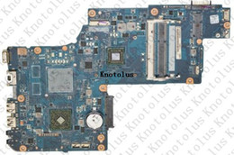 Satellite motherboard online shopping - H000043630 for Satellite C875D C875D S7107 laptop motherboard DDR3 test ok