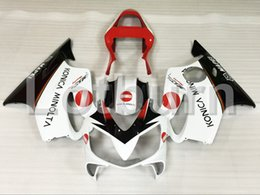 F4i Fairings Australia - Motorcycle Fairing Kit Fit For Honda CBR600RR CBR600 CBR 600 F4i 2001 2002 2003 01 02 03 Fairings kit High Quality ABS Plastic A577