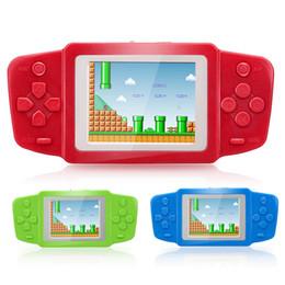 video game bit 2019 - New 2.5'' Child's Handheld Game Players Portable Video Game Player 268 8 bit NES Classic Games children&#