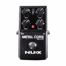 $enCountryForm.capitalKeyWord UK - NEW NUX Upgraded Metal Core Deluxe Distortion Guitar effects Pedal classic metal and modern extreme heavy metal guitarra pedal