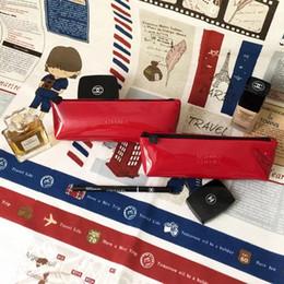 Cosmetic Bags Locks Australia - Brand free shipping cosmetic bag zip lock travel pu bag beauty pu cosmetic bag with the best design