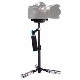 $enCountryForm.capitalKeyWord NZ - PULUZ P40T Carbon Fibre Handheld Stabilizer Steadicam for DSLR & DV Digital Video & Cameras, Capacity Range: < 5kg