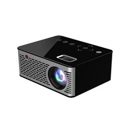 $enCountryForm.capitalKeyWord NZ - T200 Pocket LED Micro Projector,Touch keys HDMI USB AV Video Game Projector Beamer Support External Power Bank