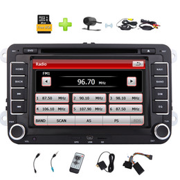 "Stereo Din Volkswagen Australia - 8GB Map&Wireless Backup Camera Eincar 7"" Car Radio for VW Car Stereo Double Din Car DVD CD Player GPS Sat Nav Bluetooth Parking"