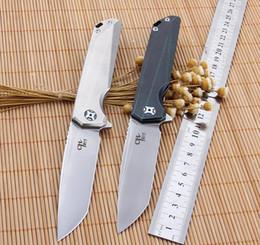 $enCountryForm.capitalKeyWord NZ - CH3507 High Hardness Folding Knife Hunting Knife Camping Tools Pocket Knife M390 Steel Blade Titanium Alloy Handle