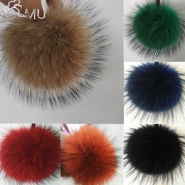 cell phones car accessories 2019 - AOMU 2017 Newest Fur Big Pompom Key Ring Rabbit Fur Ball Cell Phone Car Keychain Pendant Handbag Accessories discount ce