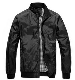 AnimAl print jAcket for men online shopping - Autumn spring Jackets For Men Outerwear Splice Jacket men s slim fit thickening Outerwear Mens Coat Winter Overcoat Black M XL