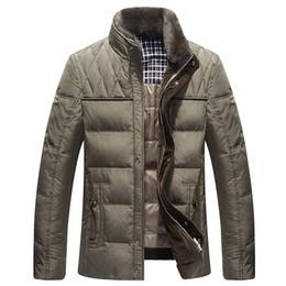 Discount color factory clothes - New 2018 Men Coat Winter Clothes Factory-Direct-Clothing Fashion Men Coat Jacket Parkas Mens Down Parka Puffer Jacket 3X