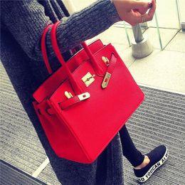 korean bow bags 2019 - New Fashional Japan and Korean style Handbag single shoulder Bag Messenger Bags litchi stria Flap Bags for women SS36393