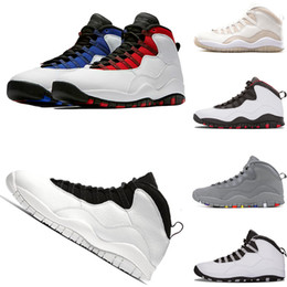 Chinese  Westbrook Class of 2006 10 Basketball Shoes 10s cement fusion red grey infrared Powder Blue mens sports designer shoes trainer zapatillas manufacturers