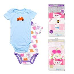 a50377962e1 Baby clothing factory wholesale Carter short-sleeved triangle harem cotton  jumpsuit romper fart clothes baby children s clothing