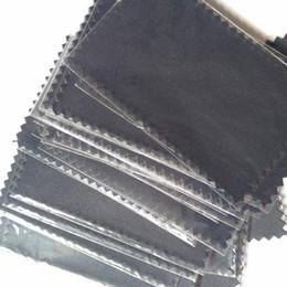 925 пластиковых пакетов Silver Ткани Полировки для Pearl Золотого кольца ювелирных изделий необходимости качество 4 * 8 см на Распродаже