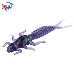 $enCountryForm.capitalKeyWord Australia - RoseWood Larva Soft Lure 1.4g 6cm Swimbait Worm Fishing Bait Isca Artificial Lifelike Dragonfly Jigging Fishing Tackle China Y18101002