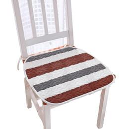 $enCountryForm.capitalKeyWord UK - New 40*40cm Square Cotton Office Chair Seat Cushion Sofa Pillow Car Seat Mat Home Decor Kitchen Chair Sitting Pad Cushions cojines sofa