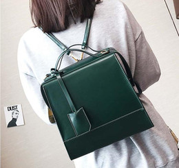 Ladies fashion casual bag. Women s Bags. College style. Leisure bag. PU  backpack. Handbag. Cross Body. Shoulder Bags.Totes. AD183 9f2b33f39de89