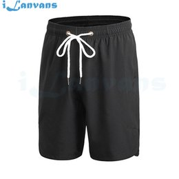 $enCountryForm.capitalKeyWord NZ - 2017 Summer New Brand Mens Shorts Elastic Waist Beach High Quality Body building Ball And Leisure Short Casual Shorts Masculino
