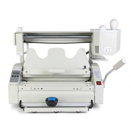 Wholesale 160Bookd per Hour Heavy Duty 4 In 1 Wireless Glue Book Binding machine Hot Glue Binder