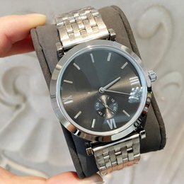 Marca casual online shopping - All Subdials Work Hot sale AR Fashion Man women Watch Casual Dress Luxury Design Quartz Watch Montre Clock Relojes De Marca Wristwatch