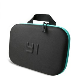 $enCountryForm.capitalKeyWord Australia - GloryStar Portable Camera Storage Bag Case For Mi Yi Action Camera Case xiaomi yi Xiaoyi 2 4k + Action Camera accessories