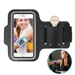 max green 2019 - Waterproof Sports Armband Phone Case for iPhone 8 7 Plus X XS Max XR Case Phone Case Cover Holder Armband Top cheap max
