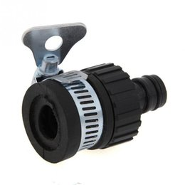 Faucet Connector Hose Australia - ater hose connector Garden Supplies Water Hose Connectors Universal Adapter Faucet for Shower Irrigation Watering Fitting Pipe for 13-1...