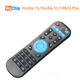 Discount universal media controller - Free Shipping Remote Control For Android Tv Box TX3 MINI T95N X96 T95Z Plus X96 MINI remote controller Media Players