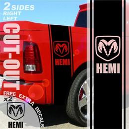 $enCountryForm.capitalKeyWord Australia - For Truck 1500 2500 3500 Ram Bed Side Stripes Vinyl Decals Sticker Graphics DS007B