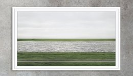 Spray photography online shopping - Andreas Gursky Photography Rhein ii Art Posters Print Photo paper inches