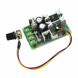 Universal Dc10-60v Pwm Hho Rc Motor Speed Regulator Controller Switch 20a Wavgat Sale Overall Discount 50-70% Active Components
