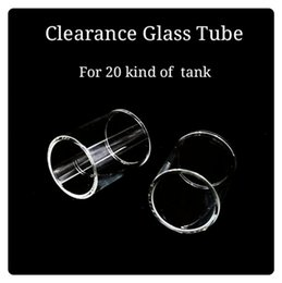 $enCountryForm.capitalKeyWord Australia - Glass Tube Clearance Cover Replacement Parts For TFV12 Prince TFV8 Vape Pen Big Baby Plus Pyrex Replacement Part Sleeve For Tank DHL Free