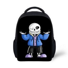 $enCountryForm.capitalKeyWord Canada - Cartoon Undertale figure School Bags Backpack for Girls Boys Preppy Style Schoolbag Backpacks Children Book Bag school supplies