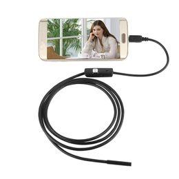 $enCountryForm.capitalKeyWord Canada - 1M 2M 3M 5M Mini Camera 7mm lens Endoscope inspection Pipe IP67 Waterproof 720P HD micro USB mini Camera For Android Phone