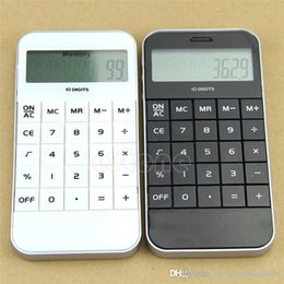 Promotional Electronics Australia - Office Home Portable Calculator Office worker School Calculator Portable Pocket Electronic Calculating Calculator