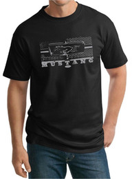 $enCountryForm.capitalKeyWord NZ - Mens Tall T-Shirt Factory Outlet Mustang Legend Honeycomb Grille Tee Shirt For Men Summer Short Sleeve Crewneck Cotton 3XL Dead Pool Tee Shi