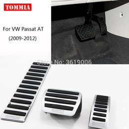 $enCountryForm.capitalKeyWord NZ - tommia For VW Passat 2016-2017 Pedal Cover Fuel Gas Brake Foot Rest Housing No Drilling Car-styling