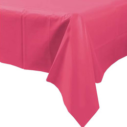 Chinese  Bar Rectangle Table Covers Plastic Table Cloths Wedding Baby Shower Party Decoration Tablecloth Blanket Cloth Cloths manufacturers