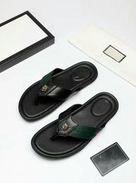 Tiger Slippers Australia - Top Quality Designer Men Summer Sandals Beach Slide Fashion Slippers Indoor Shoes Tiger Flowers Snake hf18072402
