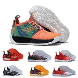 premium selection f4a9a 51015 ... usa 2018 harden vol. 2 bhm black history month mens basketball shoes  fashion james harden
