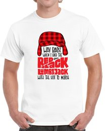 Biggie Hats Australia - Biggie Smalls Way Back When I Had The Red And Black Lumberjack With The Hat To M summer Hot Sale New Tee Print Men T-Shirt Top